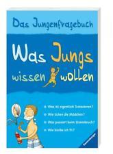 Ravensburger Kindersachbuch Was Jungs wissen wollen 55143