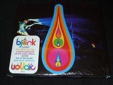 Bjork - Voltaic (DVD, 2009, 4-Disc Set, 2-CD/2-DVD)