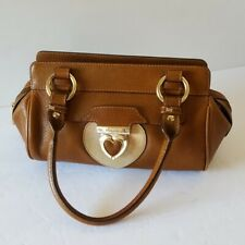 LOVCAT Mini Tote Bag Walnut Brown Leather