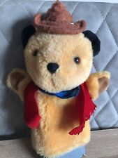 Sooty Cowboy Hand Puppet Musical Titan Toys