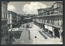Brescia : Corso Zanardelli - viaggiata 1959