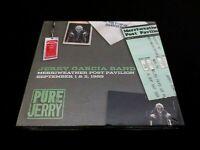 Jerry Garcia Merriweather Post Pavilion 1989 Pure Jerry 5 JGB Grateful Dead 4 CD