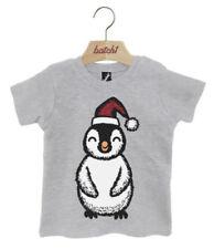 Camisas y camisetas grises de bebé para niños de 0 a 24 meses