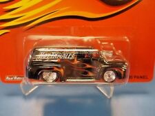 2014 Hot Wheels Pop Culture Hot Tamales '56 Ford F-100 Panel in Black w/ RR