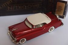BROOKLIN BRK 20A 1953 BUICK SKYLARK CONVERTIBLE RED 1/43