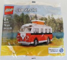 LEGO® Creator 40079 Mini VW Volkswaagen Auto Bulli T1 Camper Bus Polybag NEU OVP