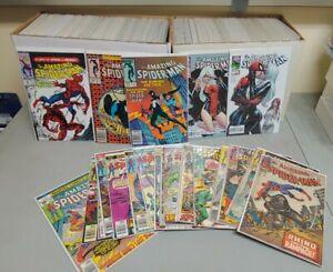 AMAZING SPIDER-MAN #43 64 252 300 361 600-610 700 (HUGE Lot ) (MARVEL Comics)