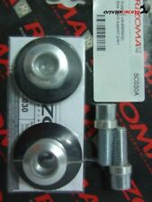 Rizoma 2 Supporti Cavalletto moto / Nottolini / 10x1,25x30mm / Universali RAPIDO