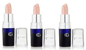 3 COVERGIRL CONTINUOUS COLOR LIPSTICK #297 PINK AURA FREE SHIPPING USA RARE HTF