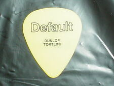 DEFAULT Alternative Rock Band Logo I Heart Love Boobies Concert Tour GUITAR PICK
