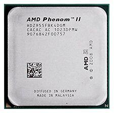 AMD Phenom II X4 955 Black Edition Deneb Quad-Core 3.2 GHz Socket AM3 Processor