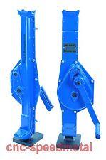 3t Stockwinde Stockwinden bis max 111cm Ratschenwinde Zahnstangenwinde blau, 726
