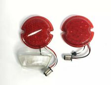 LED Tail Lights For 1933-36 Ford (Driver and Passenger Side)