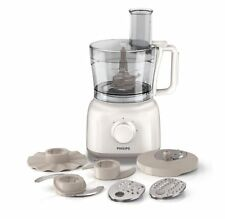 Philips HR7627/01 Daily Collection Food Processor Blender 2.1 L White Beige
