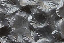 100 x argent Pétale de rose en soie Décoration de table Mariage Confetti