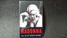 MADONNA Phone Card Japan Unused 1993' In Tokyo Dome