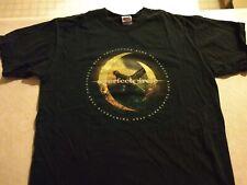 A Perfect Circle Band Tee Shirt L Large 2003 Tour Thirteenth Step Metal Vintage