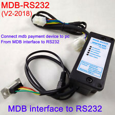 MDB-RS232 MDB to PC converter MDB payment device data to PC RS232 Coin collector
