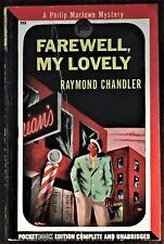 Raymond Chandler / FAREWELL MY LOVELY 1943