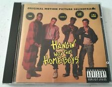 HANGIN' WITH THE HOMEBOYS CD Soundtrack 2 Live Crew Luther Campbell Stevie B