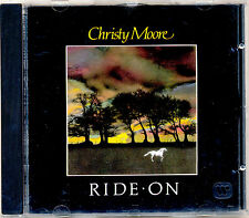 CHRISTY MOORE Ride On CD