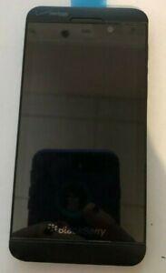 READ 1ST BlackBerry Z10 16GB Black (Verizon) Cell Phone Fast Ship Very Good Used