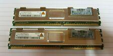 Qimonda HYS72T64400EFA-3S-B2 398705-051 1GB (2x512MB) PC2-5300 DDR2 ECC 240P CL5