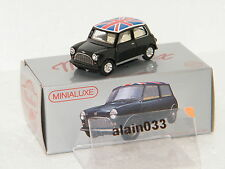 Morris Minor dinky car designed By Minialuxe France 1/66 Ref MB104_1SE