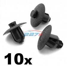 10x Plastic Rivet Trim Clips for Toyota & Lexus Wheel Arches, Inner Wing & Cowls