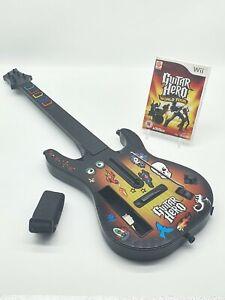 Guitar Hero World Tour Controller + Game for Nintendo Wii PAL REDOCTANE