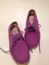 Ugg Australia Moccasin Shoes Kids Size 13 New.