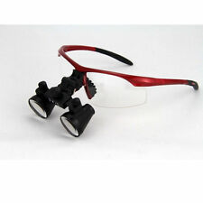 3.0X Dental Loupes Surgical Mecial Binocular Loupes 280-600mm Dental Magnifying