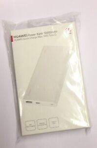 GENUINE Huawei 10000 mAh Quick Charge Power Bank (Max 18W)Type c input