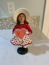 New ListingByers Choice 2008 Valentine'S Day Girl With A Valentine