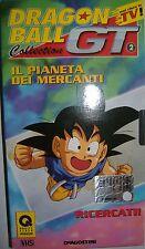 VHS - DE AGOSTINI/ DRAGON BALL GT - VOLUME 2 - EPISODI 2