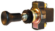 ON / OFF  PUSH  PULL SWITCH  LONG  THREAD SCREW TERMINALS 12 - 24v    KIT  CAR