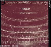 Beethoven: Fidelio/Walter, Laufkoetter, Farell, Flagstad, Gurney - LP Vinyl