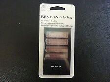 Revlon ColorStay 12 Hour Eye Shadow Quad - BLUSHED WINES  #325 - New / Sealed