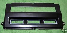 1968 1969 Ford Falcon Sedan Coupe Wagon Futura DASH HEATER CONTROL TRIM BEZEL