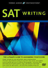 SAT Writing 2005 by Video Aided Instruction 1573851523 ExLib