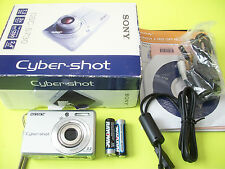 Sony Cybershot DSC-S730 7.2 MP 3X Op Digital Camera