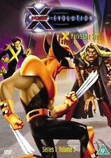 X MEN EVOLUTION - X Marks The Spot Series 1 Volume 3 Animated Cartoon New UK DVD
