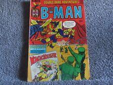 Harvey Thriller Giant size Double-Dare Adventures   Bee-Man  #1