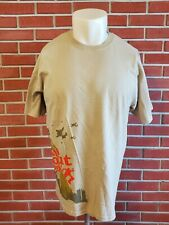 Fall Out Boy Short Sleeve Crewneck Band T-Shirt Mens XL M&O Heavyweight Knit EUC