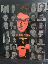Vinyage L&L Publishing Catalog Of Magic 2003