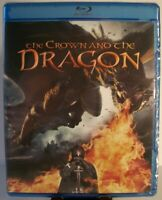 The Crown and the Dragon Blu-ray (2014 - Cinedigm) ~ Sword and Sorcery
