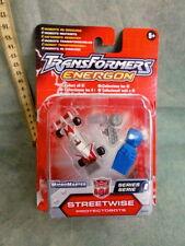 TRANSFORMERS ENERGON STREETWISE TOY ROBOT