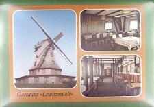 CPA Germany Banzkow Gaststaette Windmill Moulin a Vent Windmühle Wiatrak w21