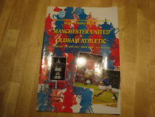 Away Teams FA Cup Oldham Athletic Football Programmes