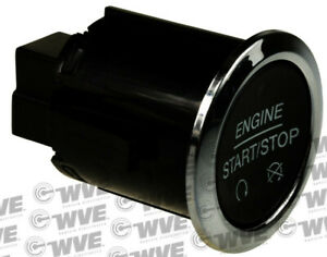 Ignition Starter Switch WVE BY NTK 1S15363 fits 14-16 Ford Fusion